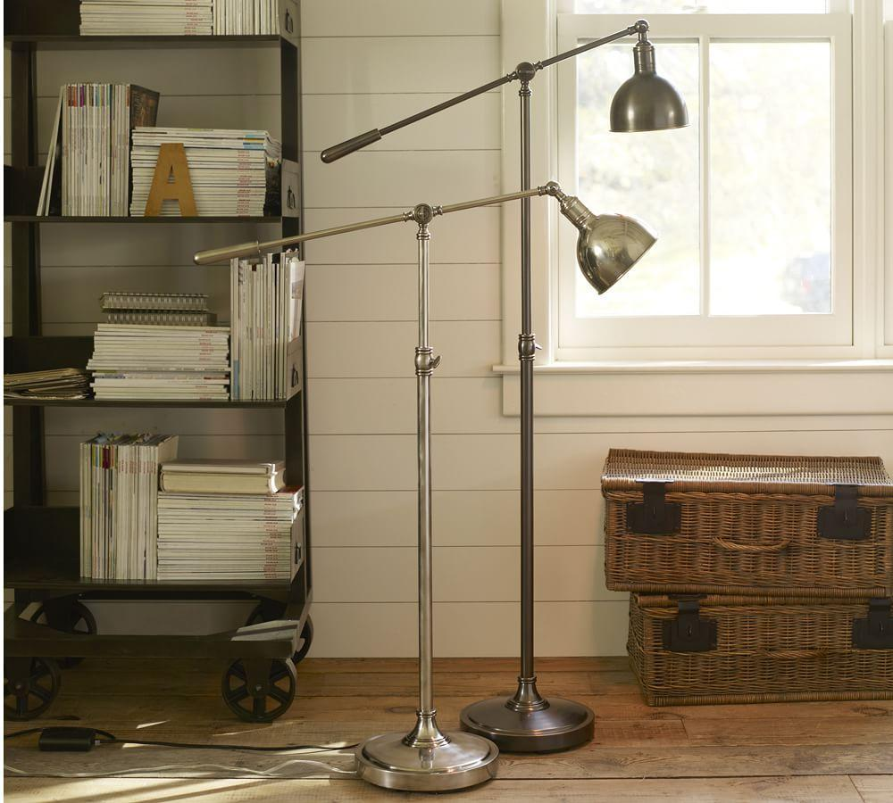 Cole task floor lamp pottery barn au cole task floor lamp cole task floor lamp mozeypictures Image collections