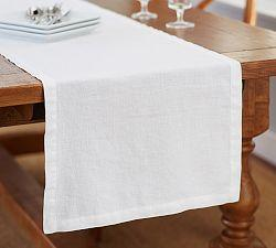 Table Linens Amp White Table Linens Pottery Barn