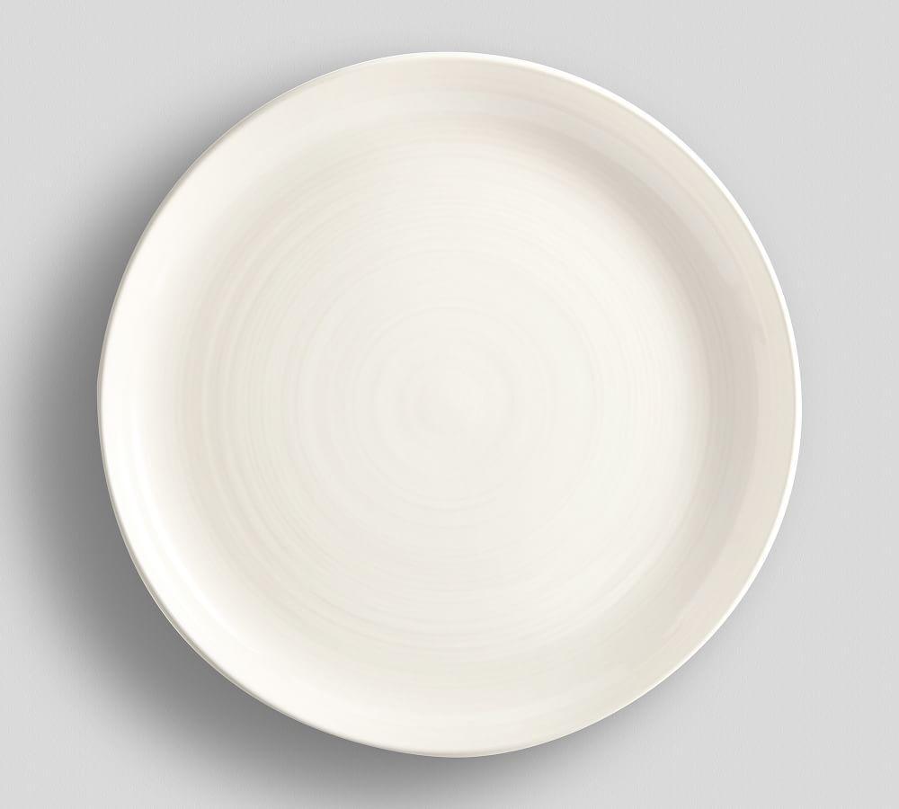 Joshua Dinner Plate - Ivory