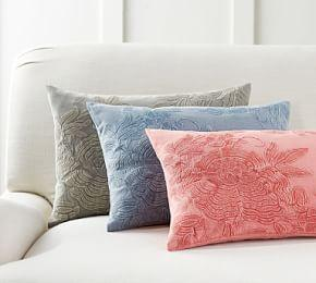Cushions Sofa Cushions Amp Outdoor Cushions Pottery Barn