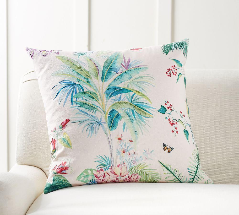 Lia Printed Cushion Cover | Pottery Barn AU