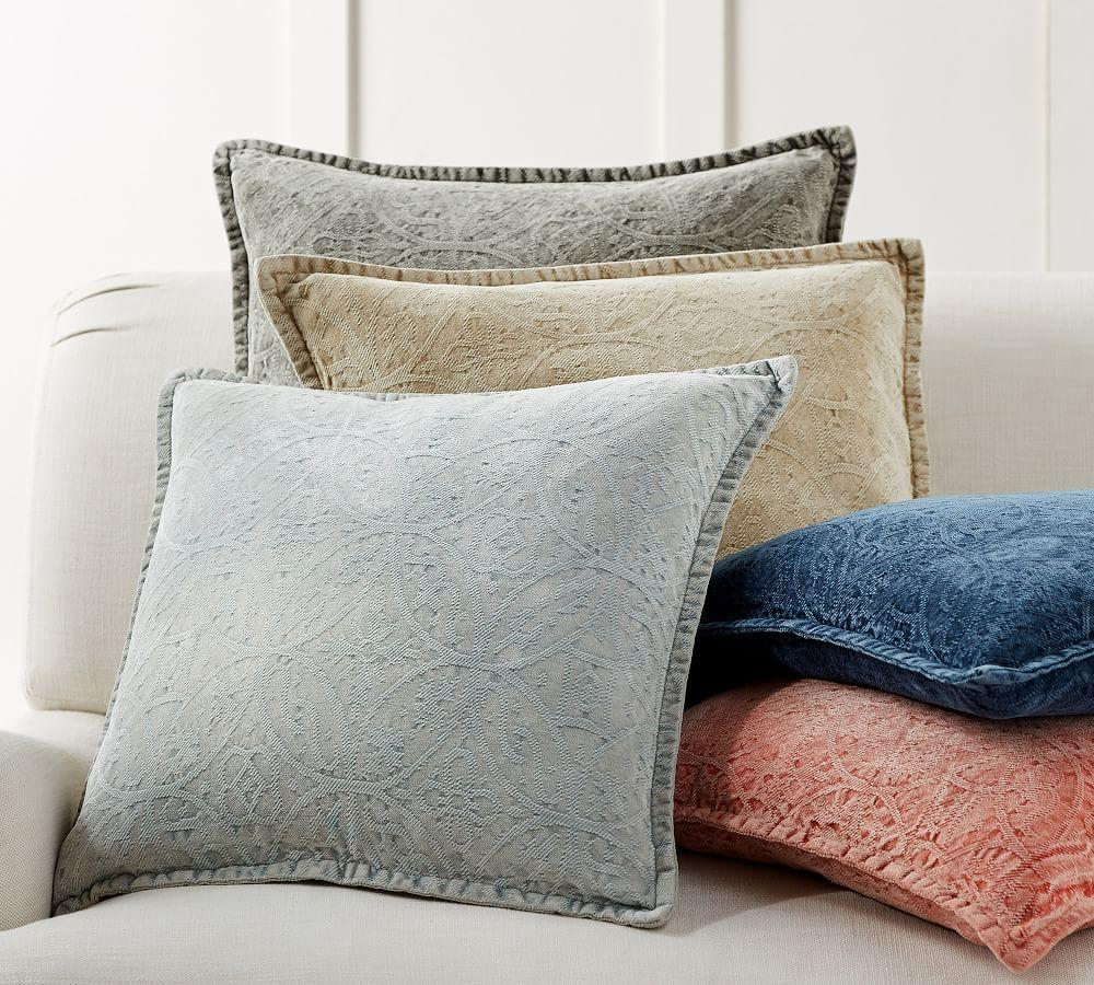 Chenille Jacquard Cushion Covers