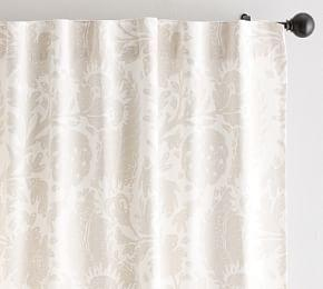 Maris Print Curtain - Set of 2