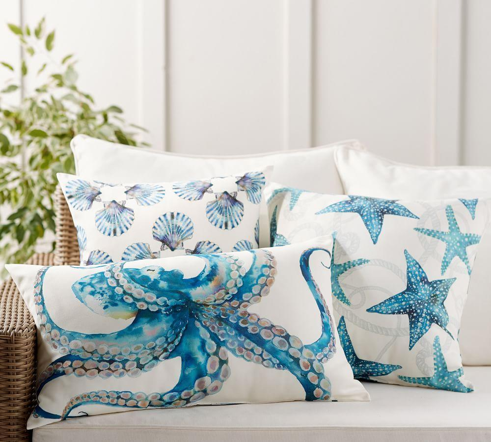 Oceanic Indoor/Outdoor Cushions