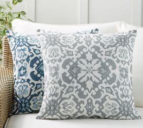 Arza Ikat Indoor/Outdoor Cushion