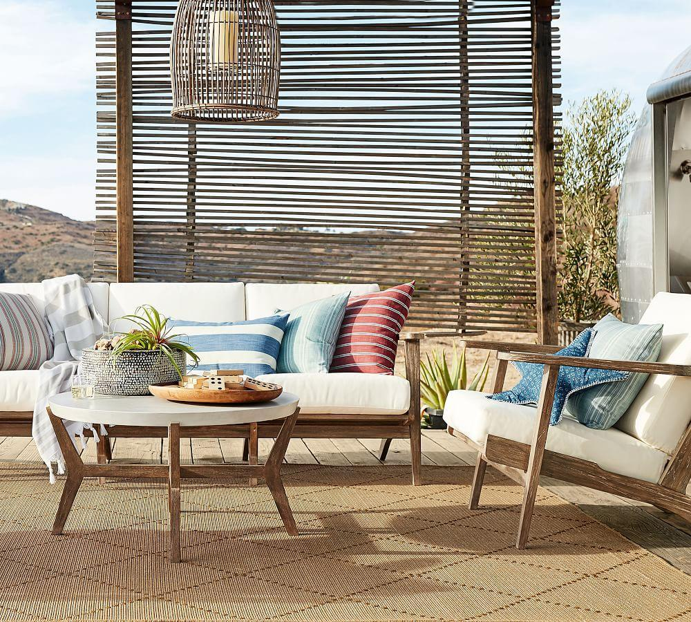 Starfish Shaped Indoor/Outdoor Cushion