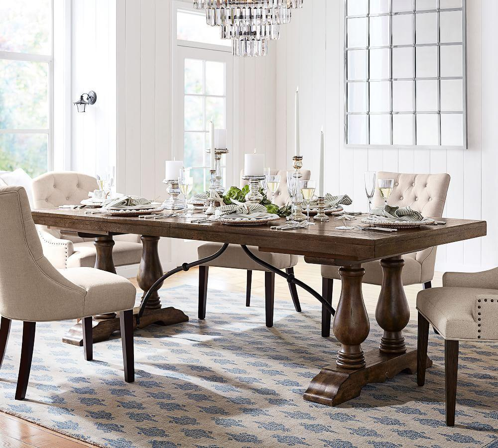 Lorraine Extending Dining Table | Pottery Barn AU