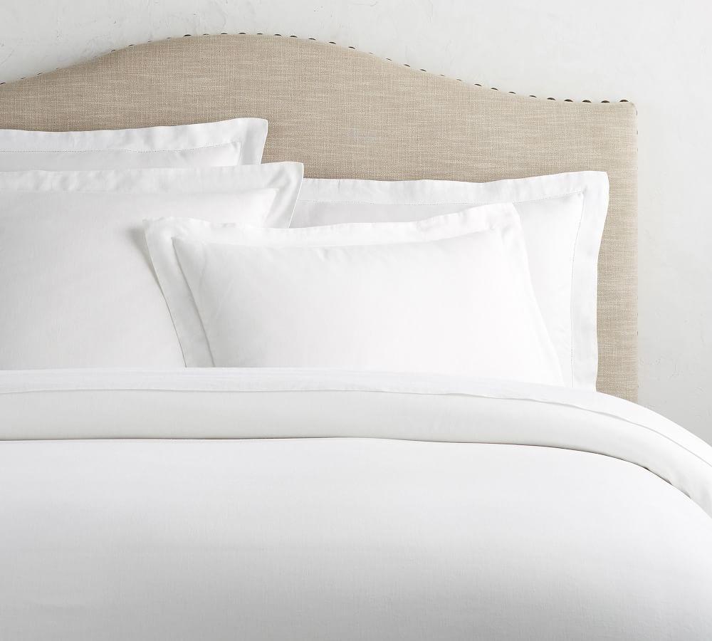 Tencel® Quilt Cover & Pillowcase - White