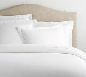 Tencel® Quilt Cover & Pillowcase - White