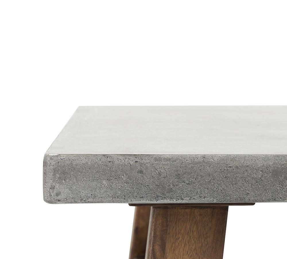 Abbott Rectangular Coffee Table Pottery Barn AU - Pottery barn abbott coffee table