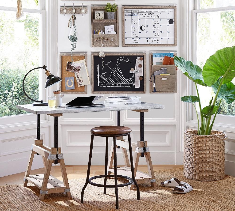 Coastal Cabana Home Office Pottery Barn Au