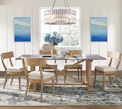 Nautical Retreat Dining Room