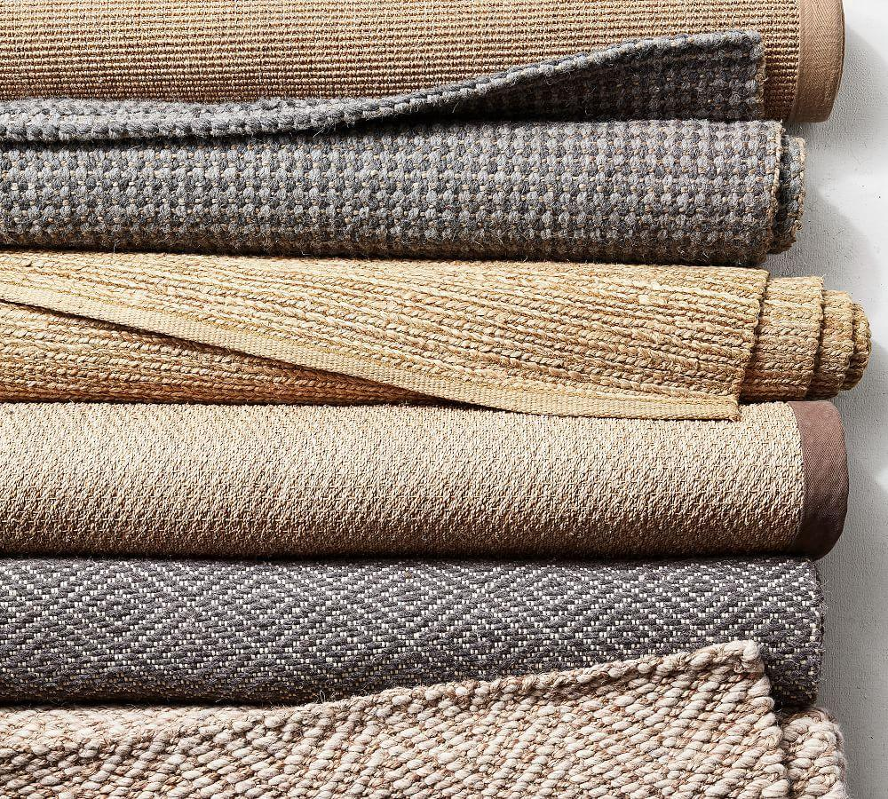 Colour Bound Natural Sisal Rug Chino Pottery Barn Au