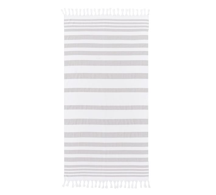 Turkish Striped Beach Towel