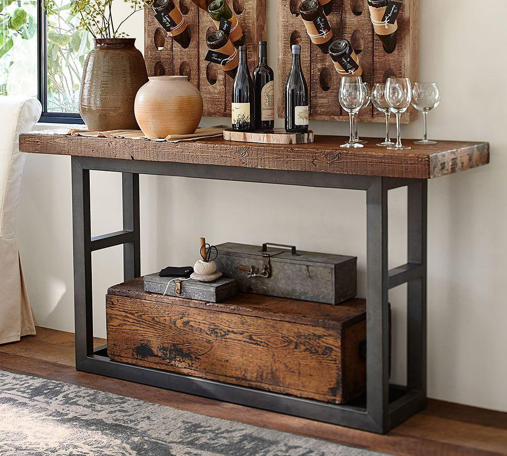 Griffin Console Table Pottery Barn Au