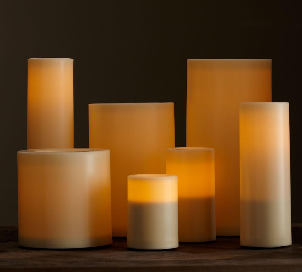 Flameless Outdoor Candle