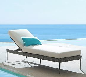 Cammeray All-Weather Wicker Single Chaise