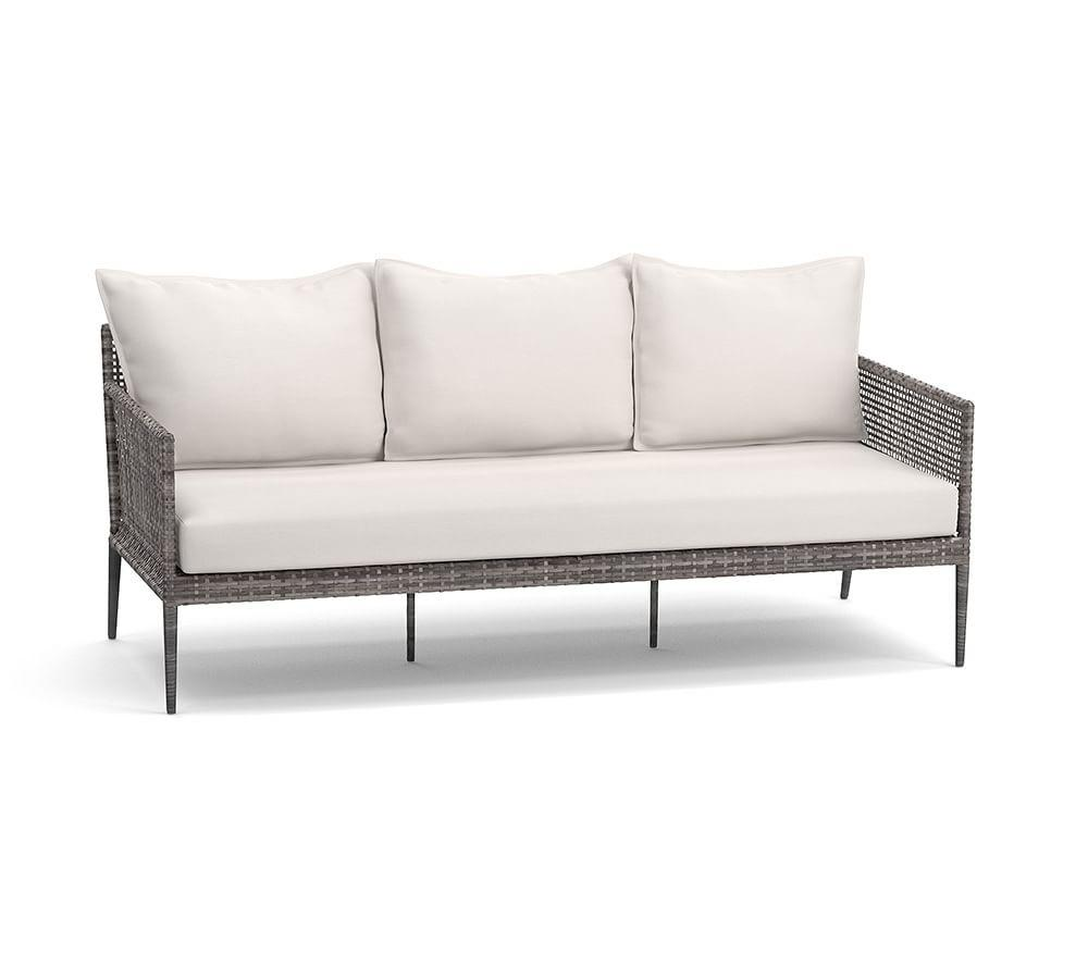 Cammeray All-Weather Wicker Sofa