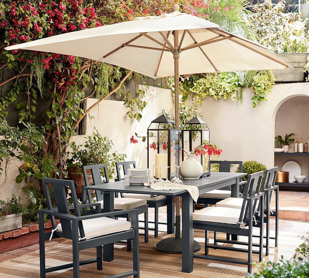Concrete Umbrella Stand Pottery Barn Au