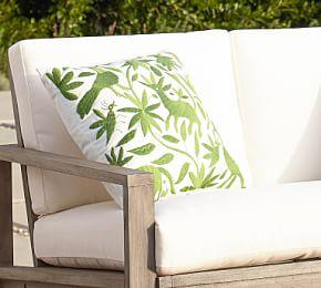 Indio Sunbrella® Outdoor Furniture Cushions