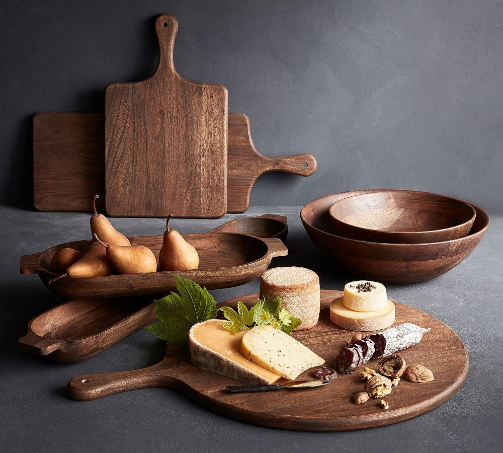 Chateau Wooden Pizza Paddle