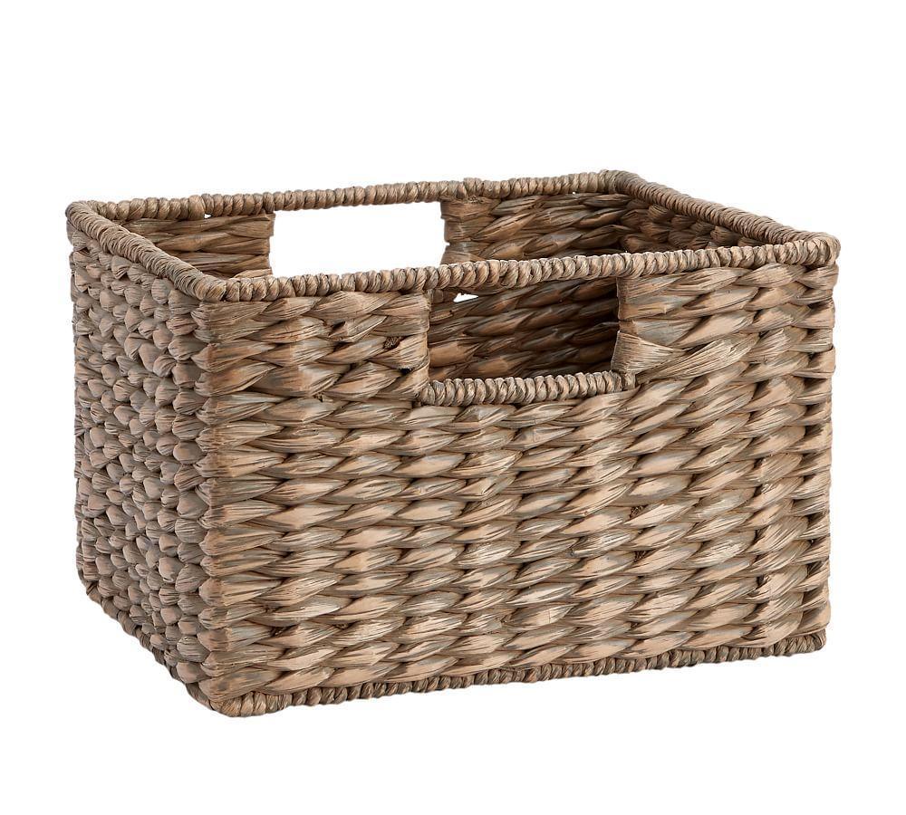 Charleston Utility Baskets, Grey