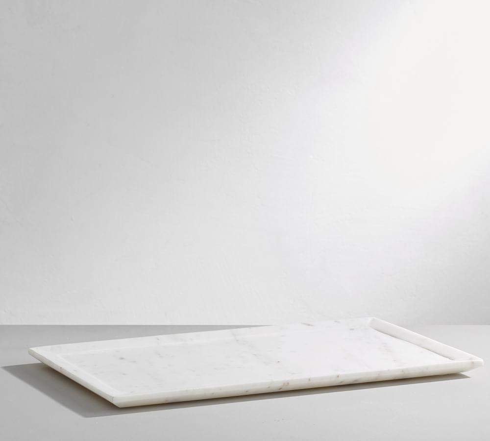 Marble Rectangular Platter