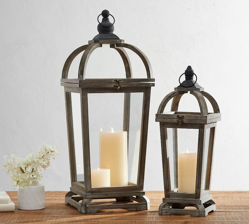 Sophie Greywash Lanterns