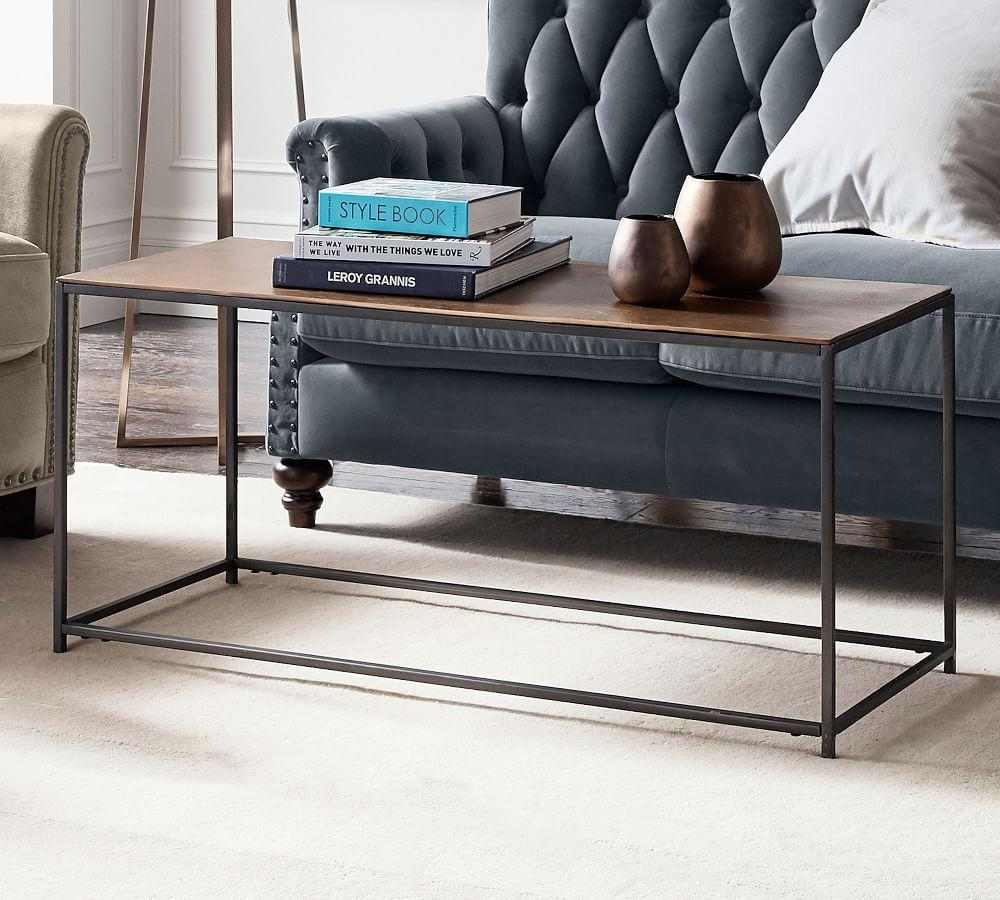 Wes Rectangular Coffee Table