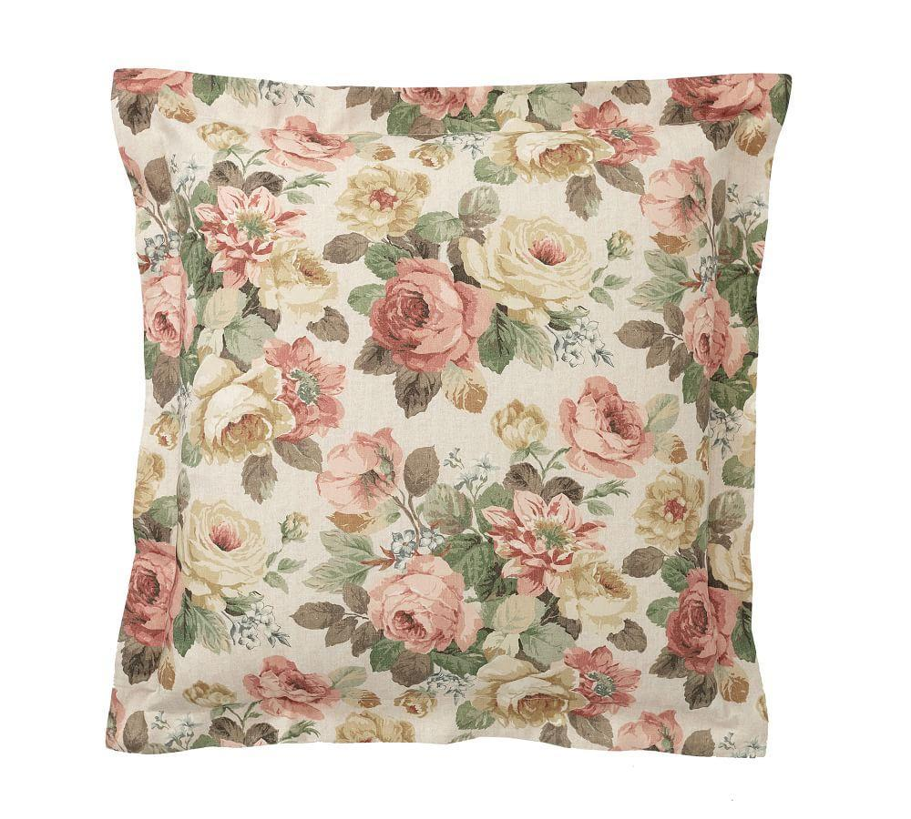 Rita Floral Quilt Cover & Pillowcase
