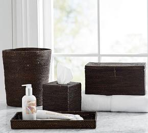 Tava Bath Accessories
