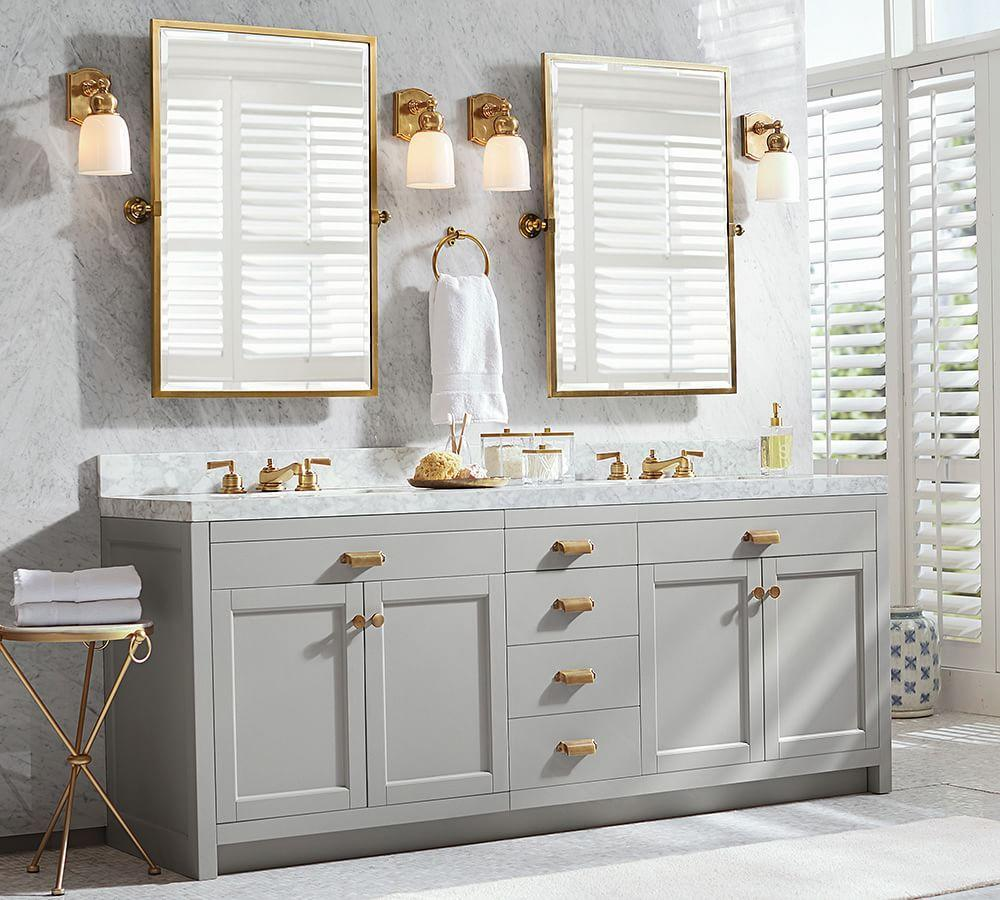 Kensington Pivot Rectangular Mirror