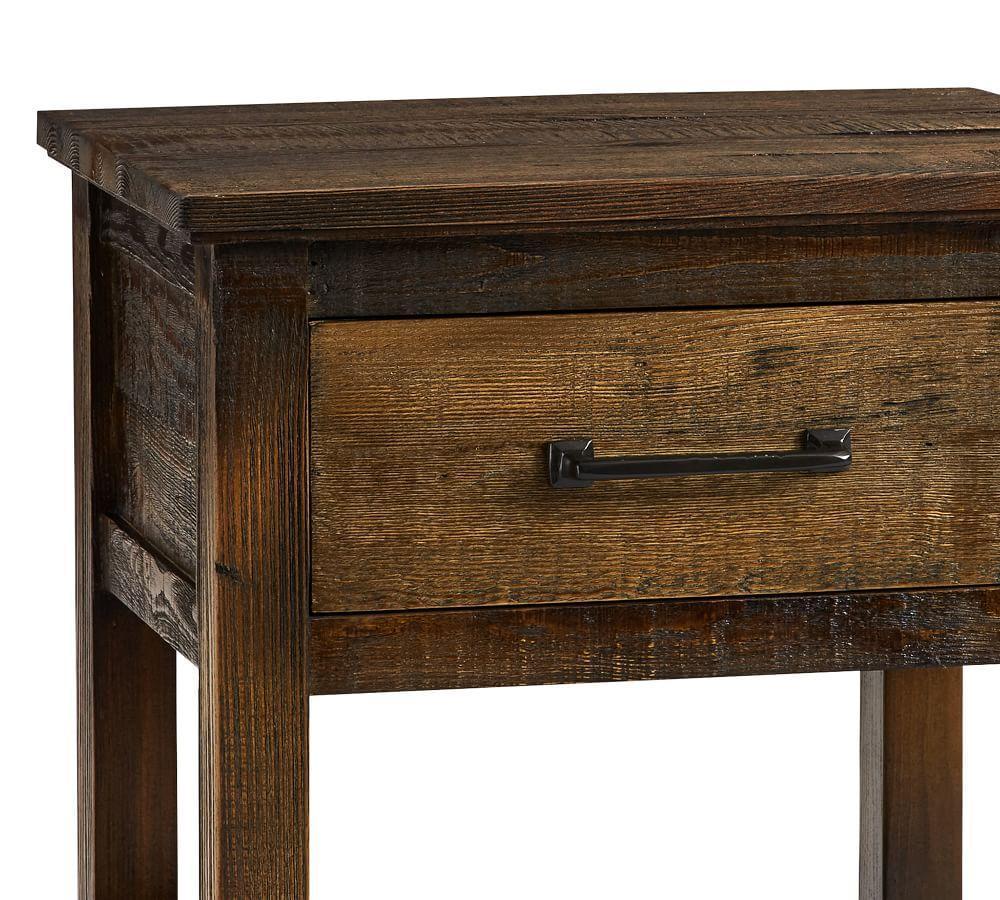 Paulsen Reclaimed Wood Bedside Table
