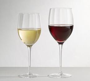 Optic Wine Glasses