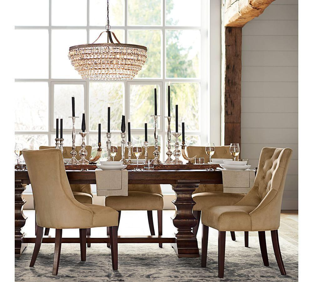 Banks Extending Dining Table