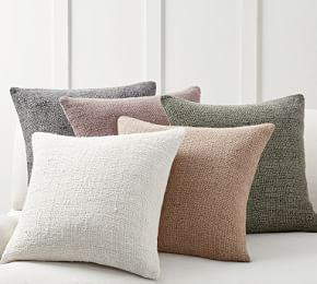 Faye Textured Linen Cushion Covers
