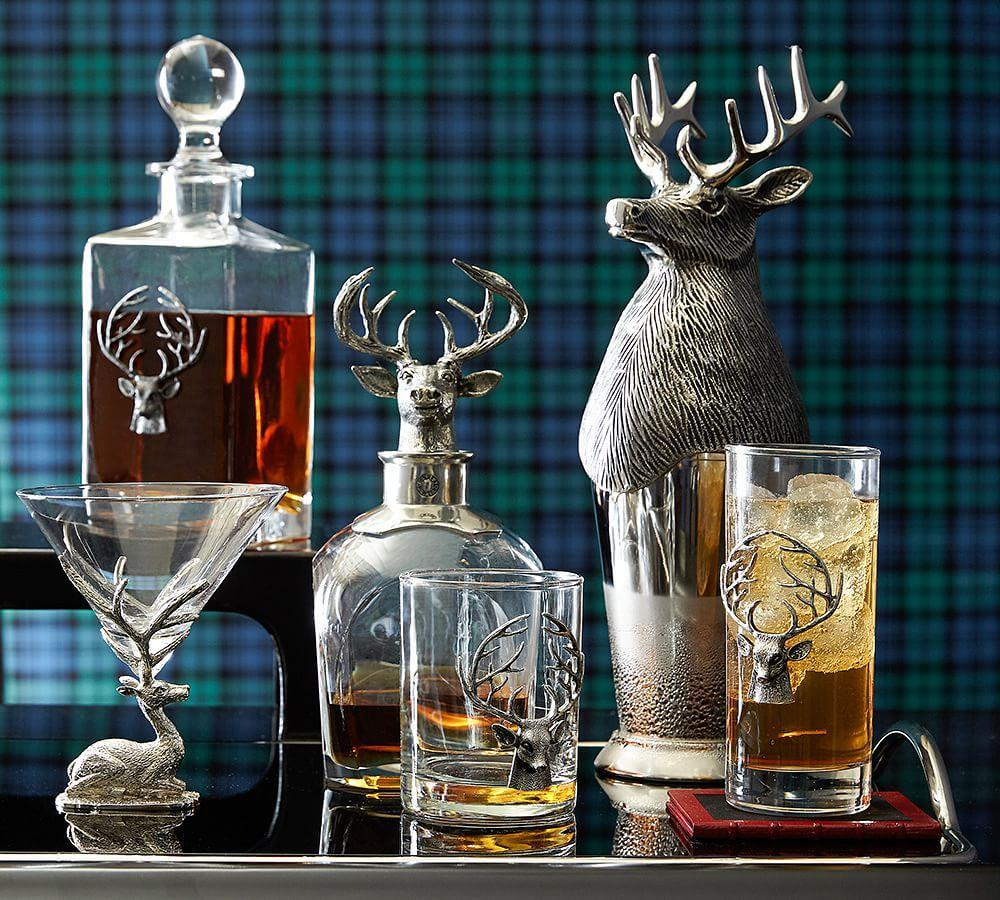 Stag Decanter Pottery Barn Au
