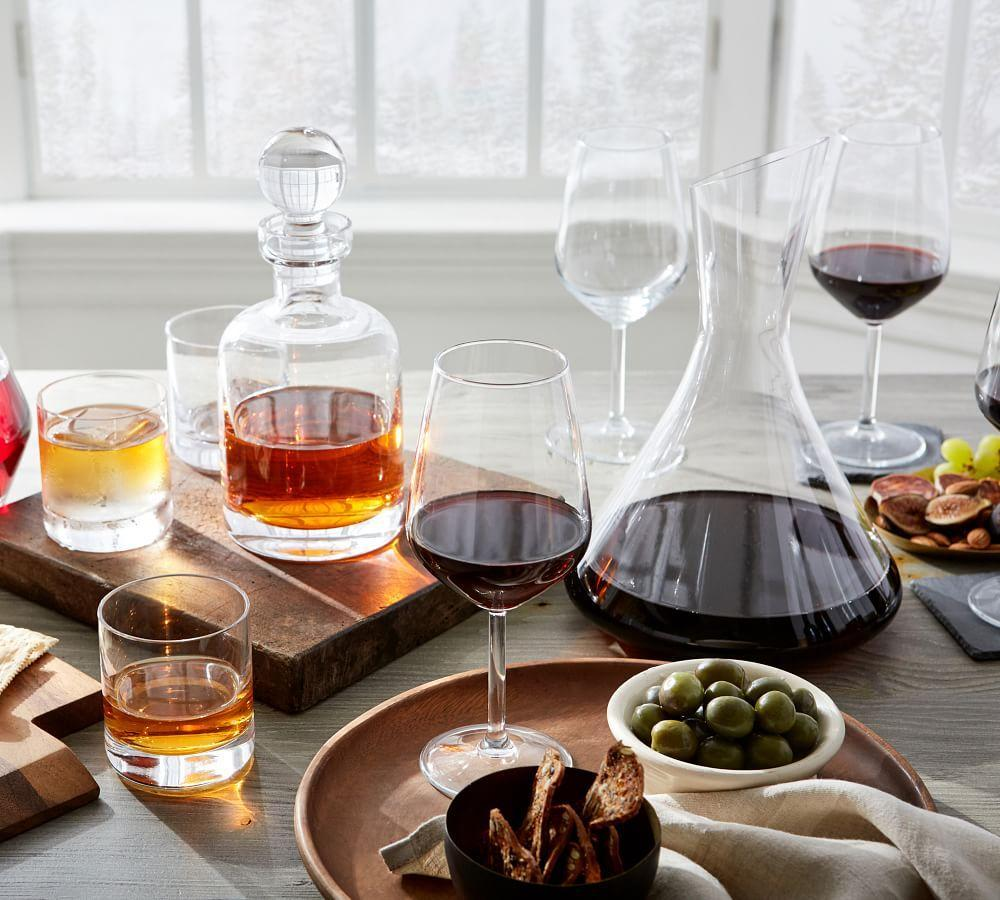 After Hours Stemmed Decanter Set