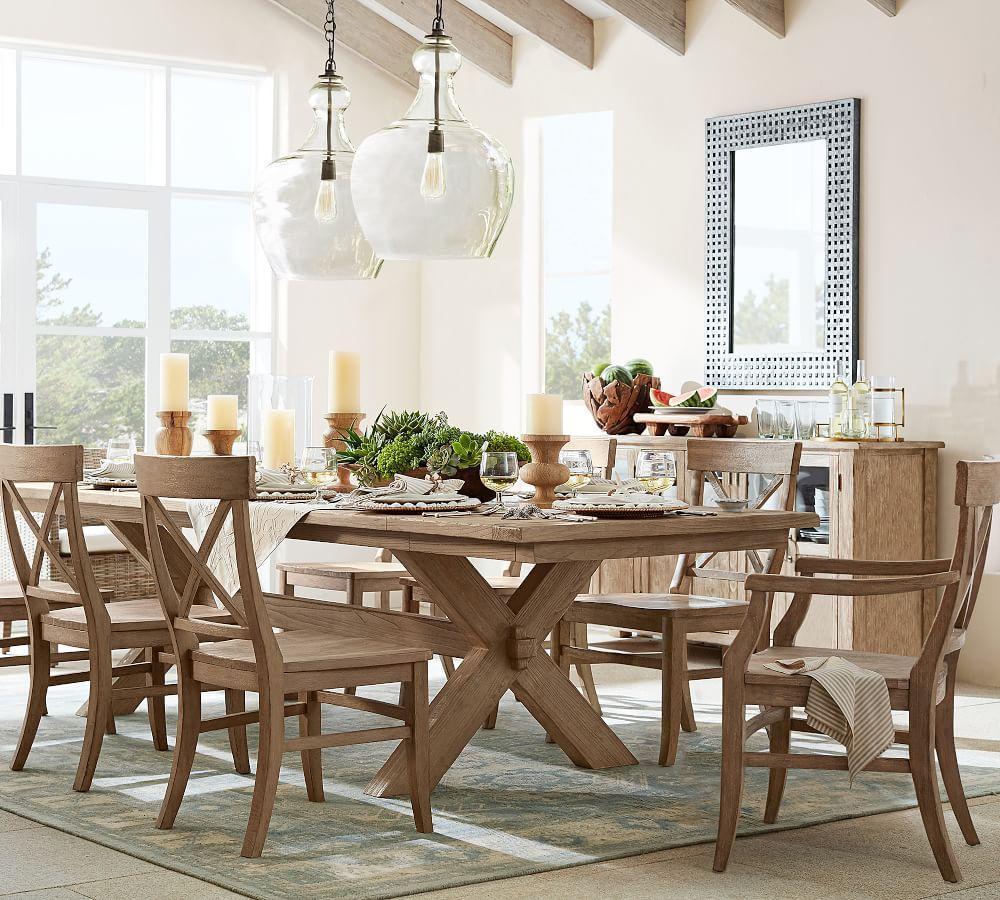Toscana Extending Dining Table - Seadrift