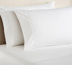 PB Essential 300-Thread-Count Pillowcases - Set of 2