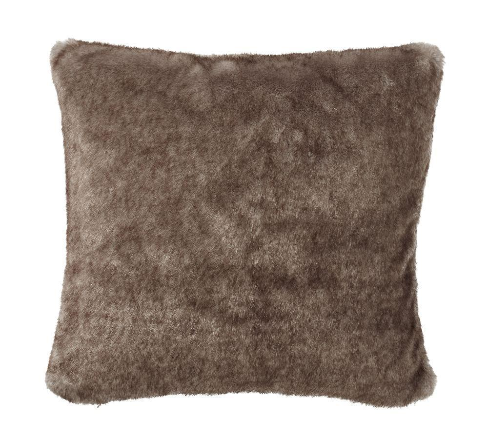 Faux Fur Alpaca Cushion Covers