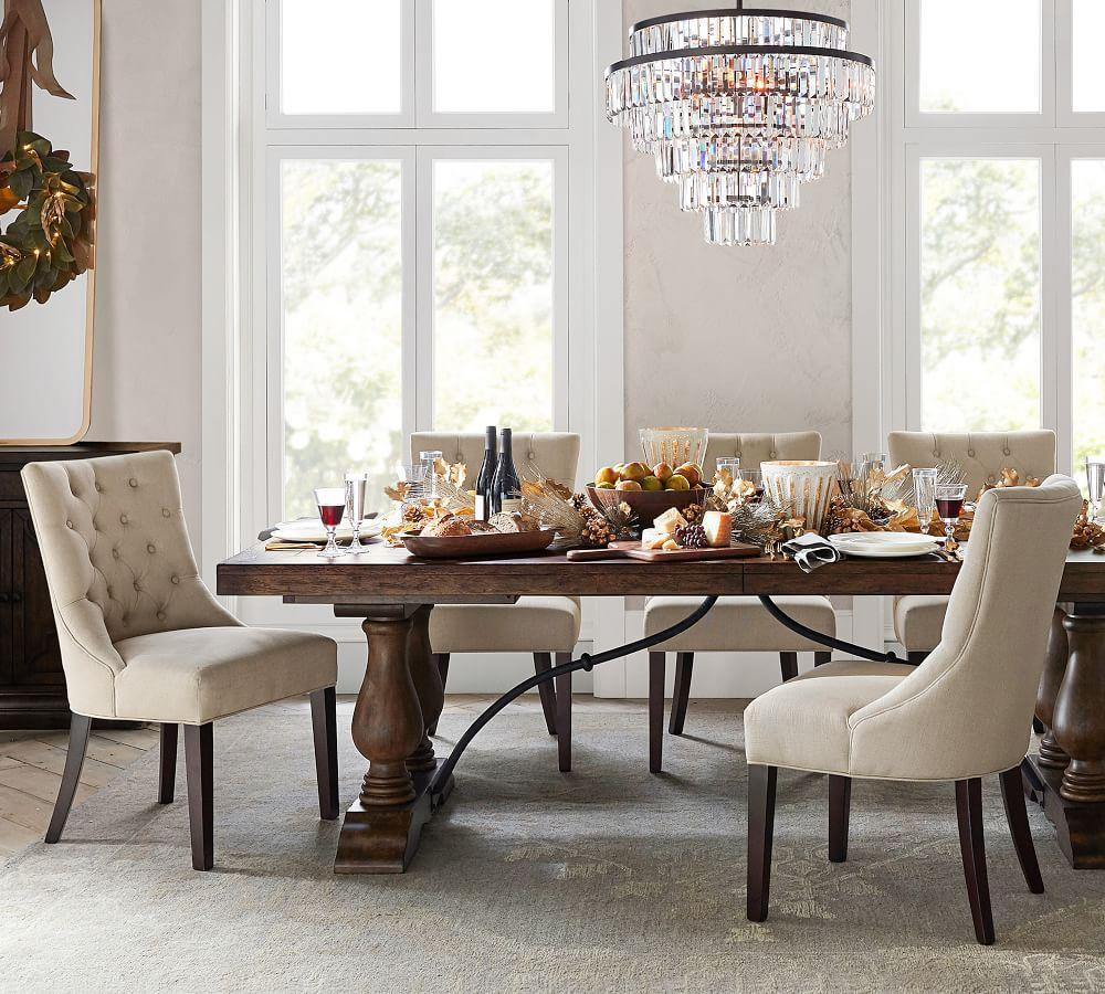 Hayes Tufted Dining Side Chair