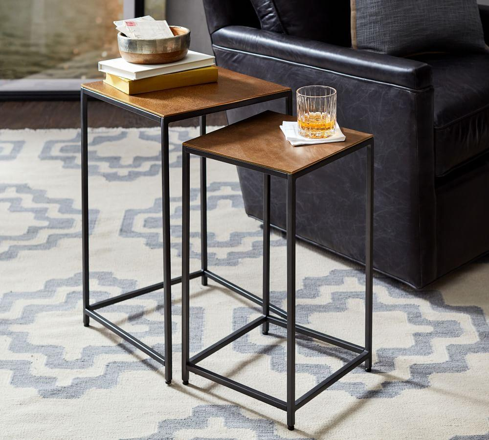 Wes Nesting Side Table