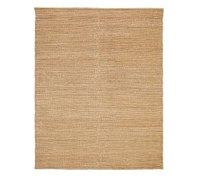 Heathered Chenille Jute Rug - Natural