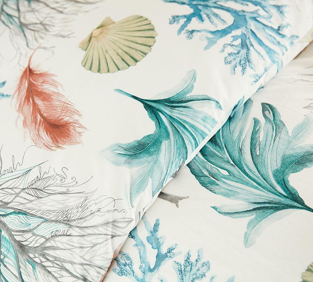 Del Mar Coastal Quilt Cover & Pillowcase