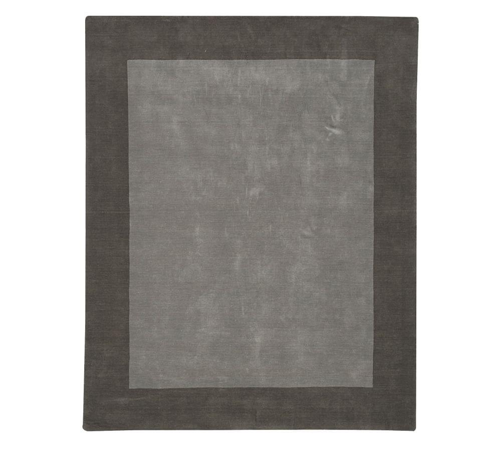 Henley Rug - Grey