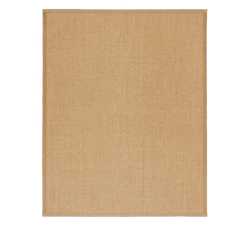 Colour-Bound Natural Sisal Rug - Chino