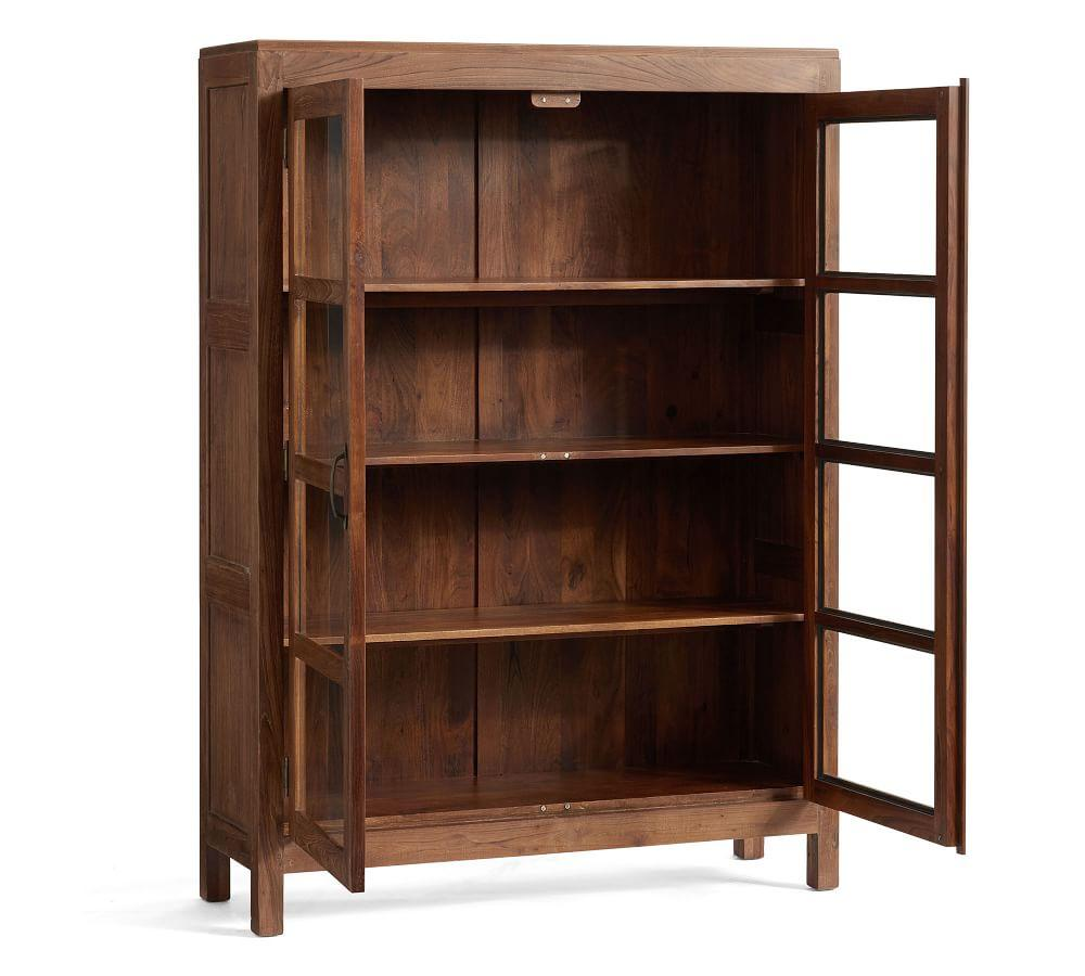 Menlo Reclaimed Teak Storage Cabinet
