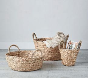 Moroccan Woven Baskets