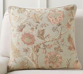 Cosette Reversible Print Cushion Cover